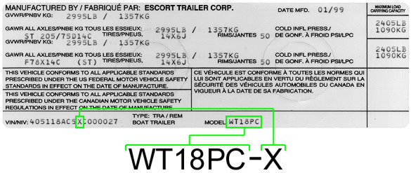 Trailer Identification Numberrhmaxumcustomercare: Vin Number Location On Boat At Gmaili.net